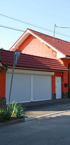 Nyos Rollup Garage Doors Front Picture Euro Fenster Und Turen